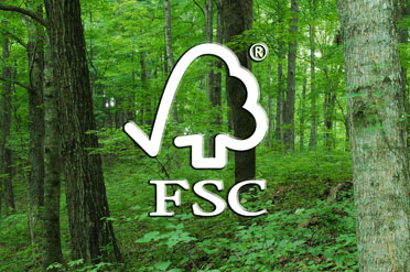 Since 2009, the FSC has helped us make sure that we are using ethically sourced materials.