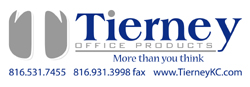 Tierney Office Products Logo