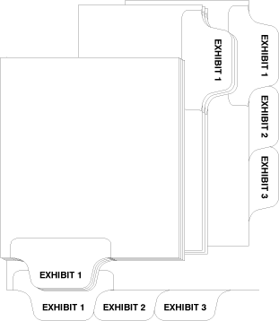 Exhibit Numbers